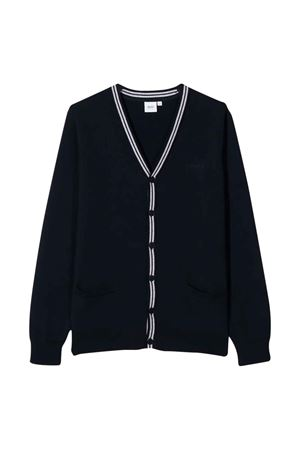 Blue cardigan Boss kids teen  BOSS KIDS | 39 | J25G03849T