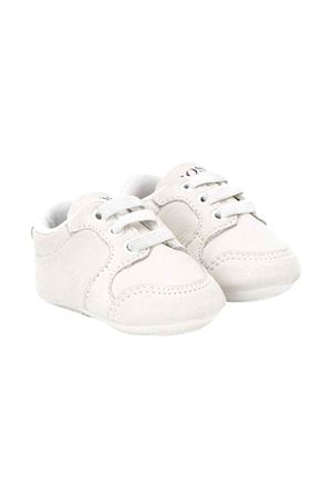 White leather shoes BOSS kids BOSS KIDS | 12 | J9908010B