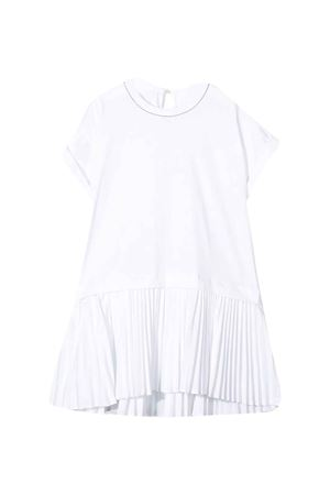 Brunello Cucinelli Kids white dress Brunello Cucinelli Kids | 11 | BE857A222C159