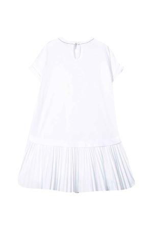 Vestito bianco Brunello Cucinelli Kids Brunello Cucinelli Kids | 11 | BE857A222C159