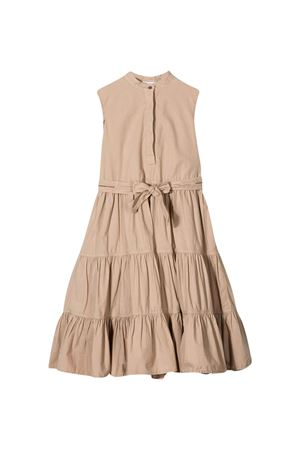 Pink flared sleveless dress Brunello Cucinelli kids Brunello Cucinelli Kids | 11 | BH139A214C2903