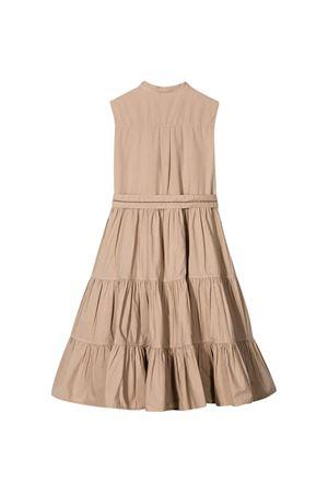 Pink flared sleveless dress Brunello Cucinelli kids Brunello Cucinelli Kids | 11 | BH139A214C2903