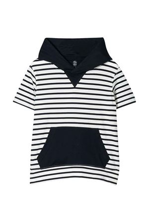 Brunello Cucinelli kids striped sweatshirt  Brunello Cucinelli Kids | 5032280 | BQ819T160C202