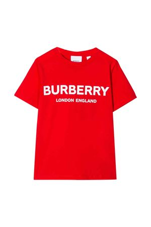 Red t-shirt  Burberry kids  BURBERRY KIDS | 8 | 8011169A1460