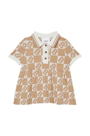 Baby light brown dress Burberry kids BURBERRY KIDS | 11 | 8022135A1381