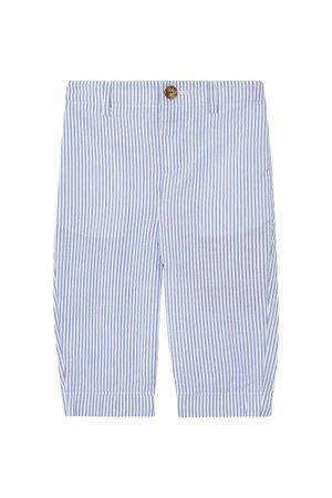 Blue striped trousers Burberry kids  BURBERRY KIDS | 9 | 8022354A1647