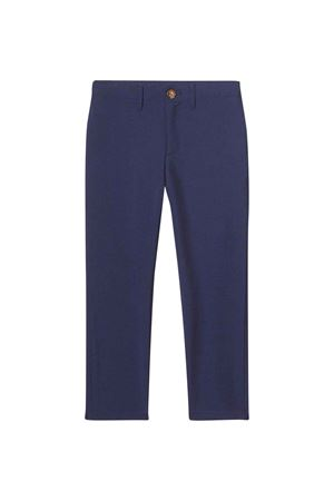 Blue trousers Burberry kids  BURBERRY KIDS | 9 | 8022414A1222