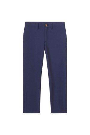 Pantaloni blu Burberry kids teen BURBERRY KIDS | 9 | 8022414A1222T
