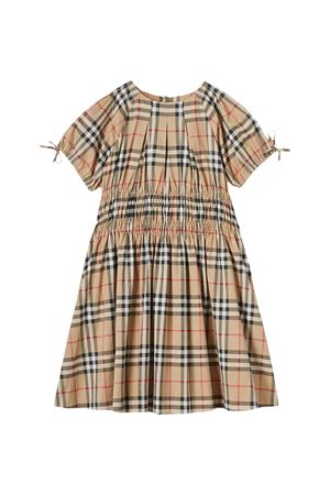 Abito vintage check Burberry kids teen BURBERRY KIDS | 11 | 8022431A7028T