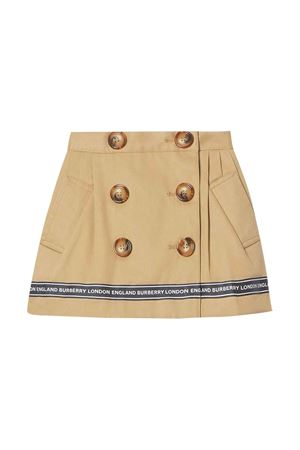 Beige skirt Burberry kids  BURBERRY KIDS | 15 | 8022492A1366