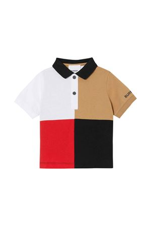 Multicolor polo shirt Burberry kids  BURBERRY KIDS | 2 | 8022655A7026