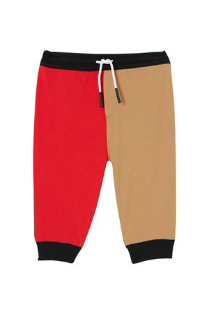 Pantaloni multicolore Burberry kids BURBERRY KIDS | 9 | 8022656A7026