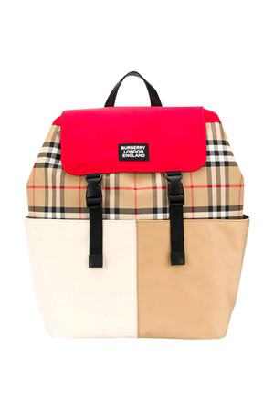 Multicolour backpack Burberry kids  BURBERRY KIDS | 279895521 | 8023904A7026