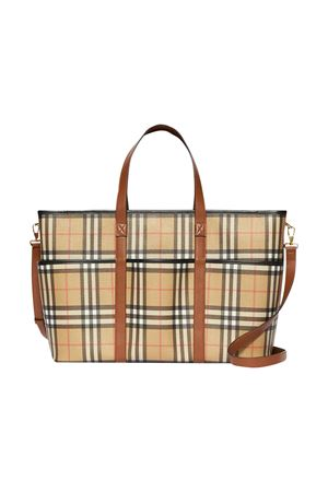 Vintage check changing bag Burberry kids BURBERRY KIDS | 31 | 8023905A7026