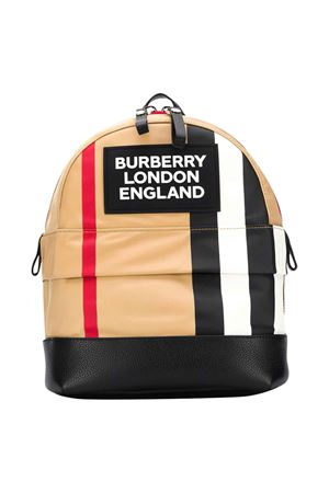 Zaino check Burberry kids BURBERRY KIDS | 5032345 | 8025037A7026