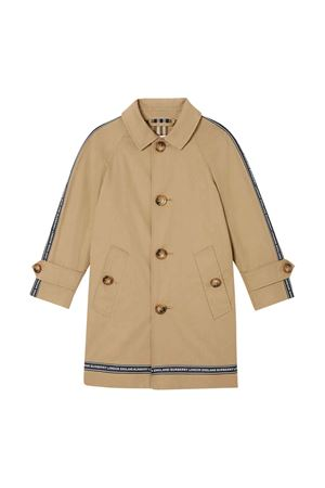 Cappotto beige Burberry kids teen BURBERRY KIDS | 17 | 8025058A1366T