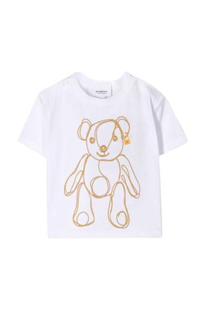 White T-shirt Burberry kids  BURBERRY KIDS | 8 | 8025290A1464