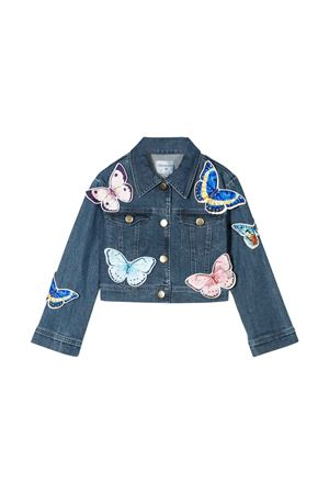 Blue denim jacket Charabia kids  CHARABIA | 3 | S16001Z00