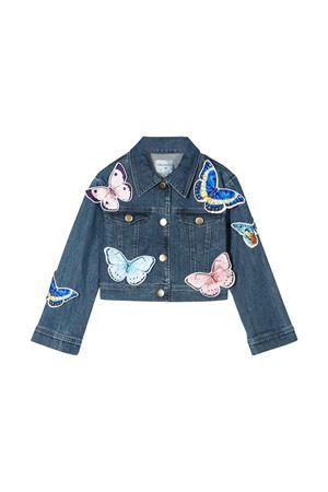 Blue denim jacket Charabia kids teen  CHARABIA | 3 | S16001Z00T