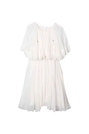 White dress Chloé kids teen  CHLOÉ KIDS | 11 | C12765117T