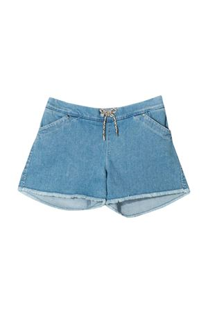 Shorts denim teen Chloè kids CHLOÉ KIDS | 30 | C14608Z10T