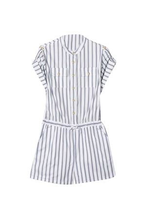 White and blue Chloé Kids suit CHLOÉ KIDS | 19 | C14628Z44