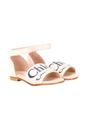 Pink sandals Chloé kids  CHLOÉ KIDS | 5032315 | C1910944B