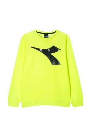 Neon yellow t-shirt Diadora Junior DIADORA JUNIOR | -108764232 | 022277023