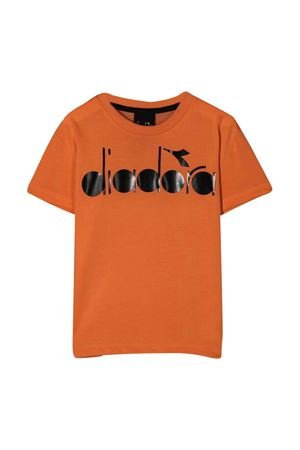 Orange Diadora junior t-shirt  DIADORA JUNIOR | 8 | 022278176