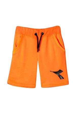 Orange Diadora junior bermuda  DIADORA JUNIOR | 5 | 022279176
