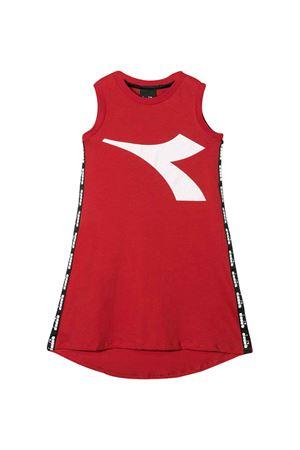 Red Diadora junior girl sleeveless dress  DIADORA JUNIOR | 11 | 022790040