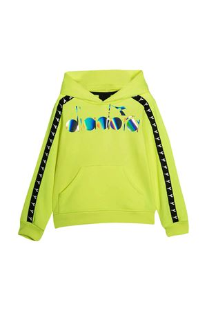 Neon yellow Diadora junior teen sweatshirt DIADORA JUNIOR | -108764232 | 022815023T