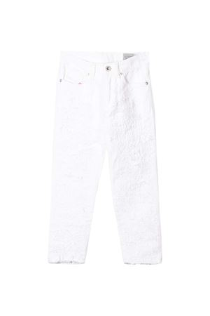 White teen denim jeans Diesel kids DIESEL KIDS | 9 | 00J46DKXB0XK100T