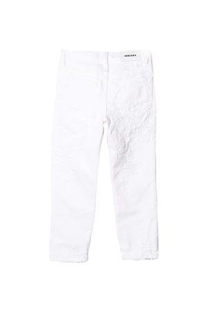 Jeans teen bianco Diesel kids DIESEL KIDS | 24 | 00J46DKXB0XK100T