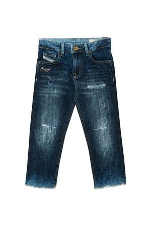 Jeans blu Diesel kids teen DIESEL KIDS | 24 | 00J46FKXB37K01T
