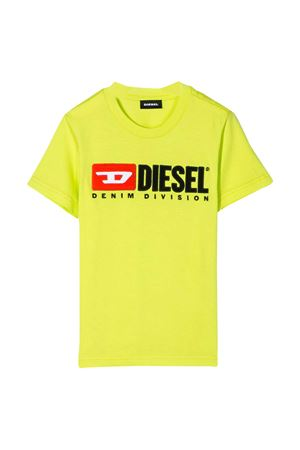 T-shirt giallo fluo Diesel kids DIESEL KIDS | 8 | 00J47V00YI9K264