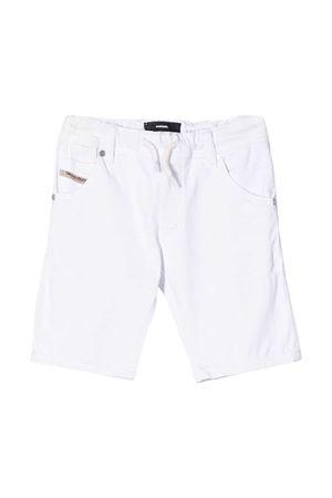 White shorts Diesel kids  DIESEL KIDS | 30 | 00J497KXB4MK100