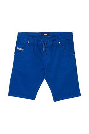 Blue shorts Diesel kids teen  DIESEL KIDS | 30 | 00J497KXB4MK89GT