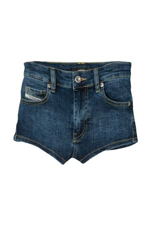 Blue shorts Diesel kids  DIESEL KIDS | 30 | 00J4BEKXB4JK01