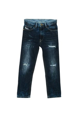 Jeans blu Diesel kids teen DIESEL KIDS | 9 | 00J4ESKXB37K01T