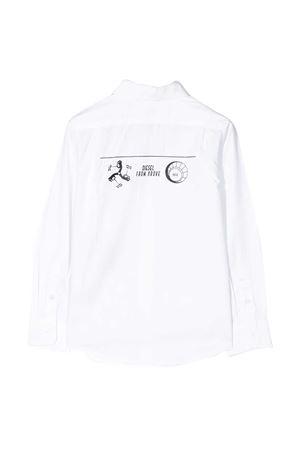 Camicia bianca Diesel kids DIESEL KIDS | 5032334 | 00J4QIKXB25K100