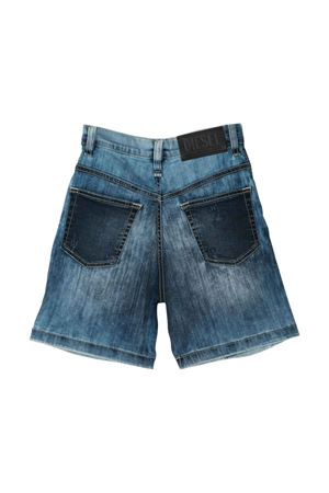Shorts denim lavaggio chiaro Diesel kids DIESEL KIDS | 30 | 00J4QWKXB37K01