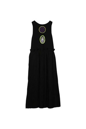 Black long dress with back patches Diesel kids DIESEL KIDS | 11 | 00J4TXKXB21K900