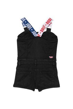Black jumpsuit Diesel kids  DIESEL KIDS | 19 | 00J4U4KXB3DK02
