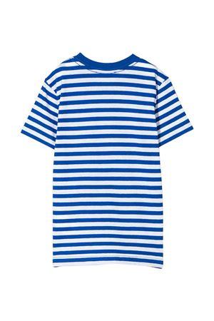 T-shirt a strisce bianche e blu Diesel kids DIESEL KIDS | 8 | 00K246KYAQQK89G