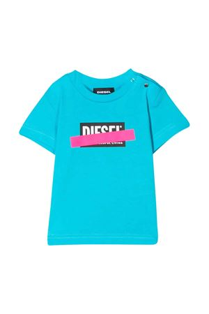 T-shirt con stampa frontale Diesel kids DIESEL KIDS | 8 | 00K24700YI9K89H