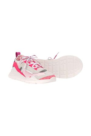 White and fuchsia shoes Dolce & Gabbana kids Dolce & Gabbana kids | 12 | DA0904AX0368B001