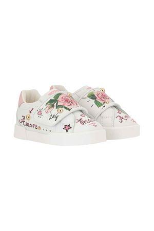 Scarpe bianche Dolce & Gabbana kids Dolce & Gabbana kids | 12 | DN0143AC421HA96C