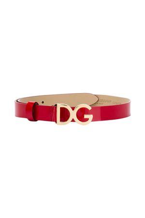 Cintura rossa Dolce & Gabbana kids Dolce & Gabbana kids | 22 | EE0040A147187124