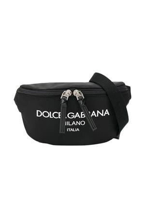 Black pouch Dolce & Gabbana kids  Dolce & Gabbana kids | 5032342 | EM0072AJ923HNNMW